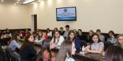 Студенты обсудили с ректором условия проживания в общежитиях