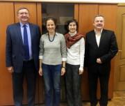 Волгоград – Бохум: с визитом в ВГСПУ побывал представитель Рурского университета