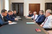 Ректор ВГСПУ принял участие в рабочей встрече губернатора с ректорами вузов Волгоградской области