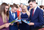 ВГСПУ принял участие в  мероприятиях «бала выпускников»