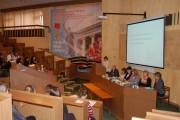 Выступление участника конференции И. Думчевой