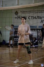 В ВГСПУ прошел «Кубок первокурсников» по бадминтону
