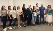 Студентов ВГСПУ наградили за помощь в организации городских соревнований