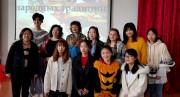 Преподаватели ВГСПУ познакомили китайских студентов с русскими традициями