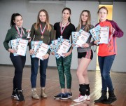 В ВГСПУ завершились спортивные состязания, посвященные Дню защитника Отечества и Международному женскому дню