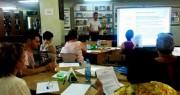 Состоялось очередное заседание школы профактива работающих ВГСПУ