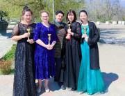 Студенты ВГСПУ стали лауреатами международного конкурса-фестиваля «Залпы Победы»
