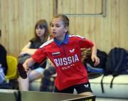 Воспитанница спортивного клуба ВГСПУ завоевала «серебро» на соревнованиях по настольному теннису