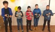 Преподаватели ВГСПУ провели в Жирновске семинар по  робототехнике
