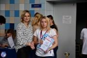 В ВГСПУ состоялась Спартакиада факультетов и институтов по плаванию