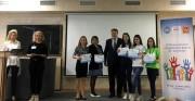 Команда факультета дошкольного и начального образования ВГСПУ - участник IV Всероссийского студенческого форума «Я – волонтёр»
