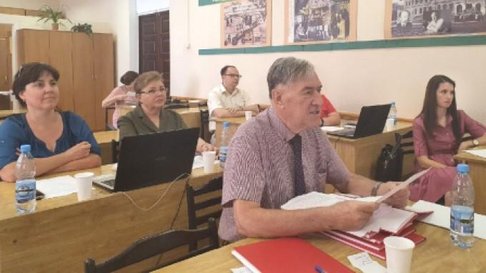 В ВГСПУ продолжаются защиты выпускных квалификационных работ