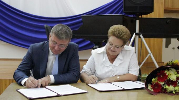 ВГСПУ открывает педагогический класс в Волгограде