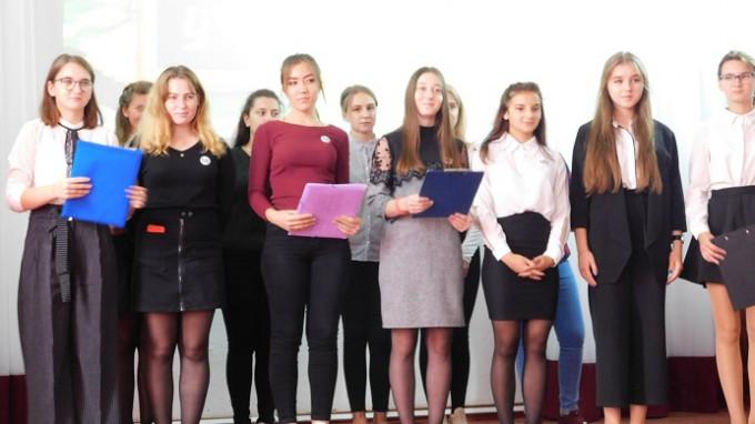 В Ольховском районе приступил к работе педагогический класс
