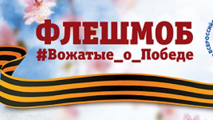 Педагогические отряды ВГСПУ – призеры Всероссийского интернет-флешмоба