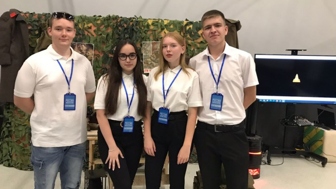 Студенты факультета исторического и правового образования стали членами студенческого актива Исторического парка «Россия - Моя история»