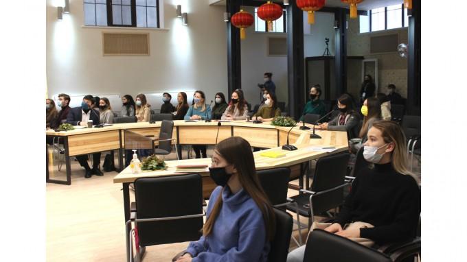 В ВГСПУ приступил к работе Инновационный научно-образовательный центр Института Конфуция