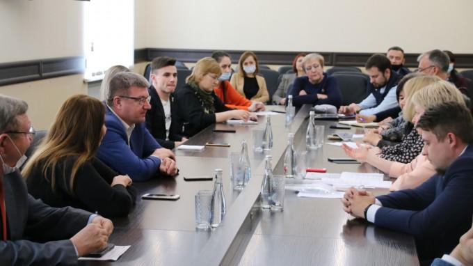 В ВГСПУ состоялась встреча педагогов – мастеров  с учеными вуза