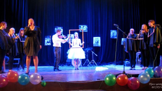 Фестиваль английского языка и культуры в ВГСПУ
