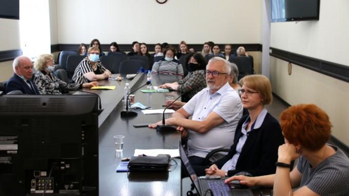 «Русский язык для всех!»: в ВГСПУ состоялся II всероссийский с международным участием образовательный форум