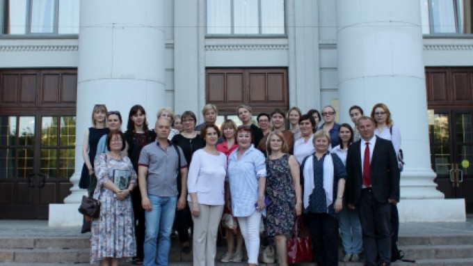 В ВГСПУ состоялся Международный научно-практический семинар «Принудительный труд 1939-1945 гг. История и воспоминания»