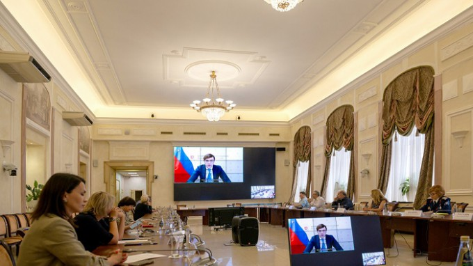 Сергей Кравцов призвал членов Общественного совета при Минпросвещения России активно включиться в работу по повышению статуса учителя