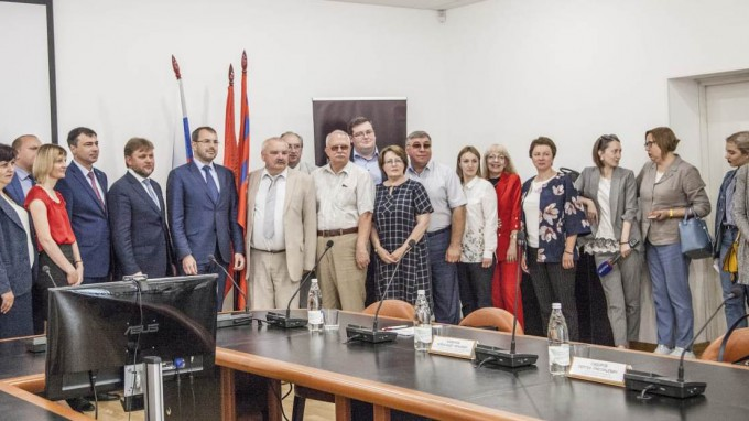 Профессора ВГСПУ  избраны в состав совета регионального отделения Российского исторического общества