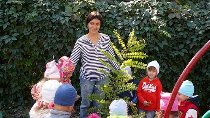 Выпускница ВГСПУ – победитель регионального конкурса «Воспитатель года-2020»