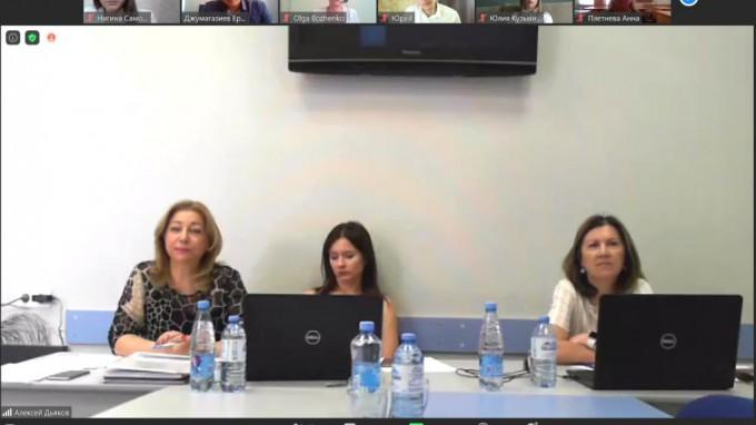 В ВГСПУ состоялись защиты выпускных квалификационных работ магистрантов кафедры педагогики
