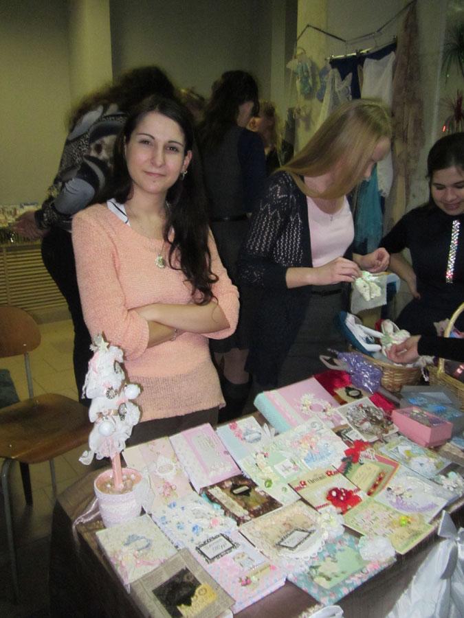 Выставка-продажа hand-made «СИНИЙ АРБУЗ-2013»   ВГСПУ